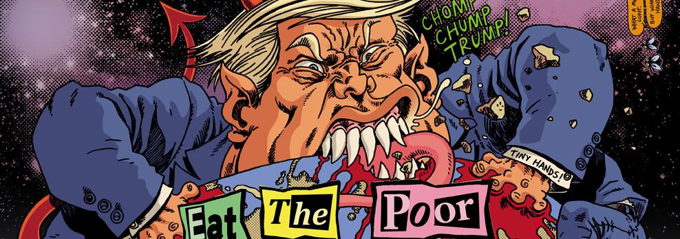 Program Pank strip vikenda: Rufus Dayglo i Psihomodo Pop