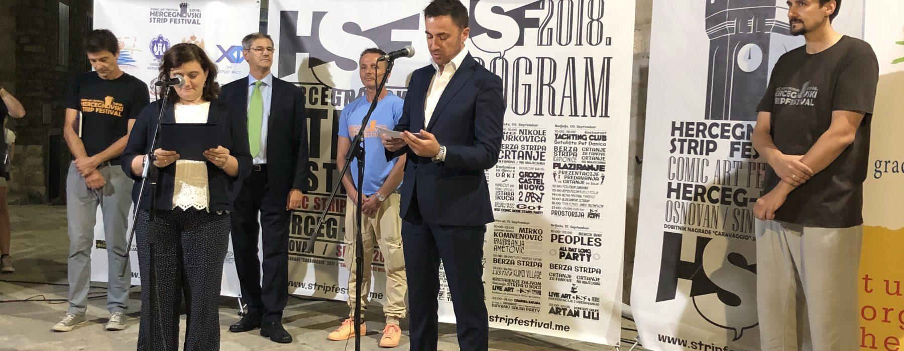 Hercegnovski strip festival bogatiji nego ikad