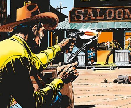 Strip vikend posvećen Teksu Vileru