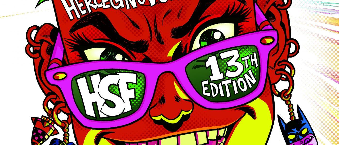 Počinje XIII Hercegnovski strip festival