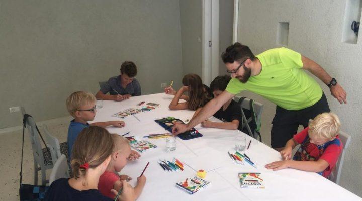 Herceg Novi u međunarodnoj akciji 24 sata crtanja