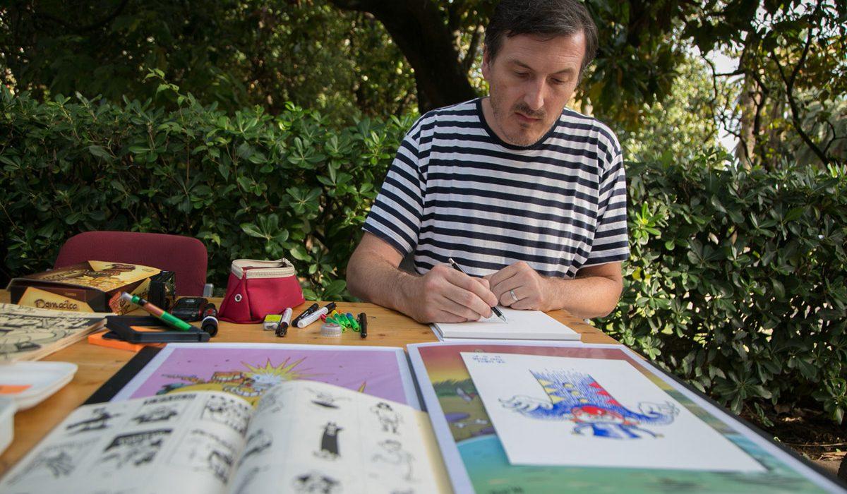 Strip vikend –50 godina Tica – okupiće regionalne umjetnike