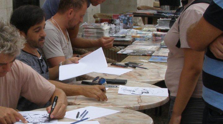 Postavljanje Herceg Novog na mapu svjetskih festivala stripa