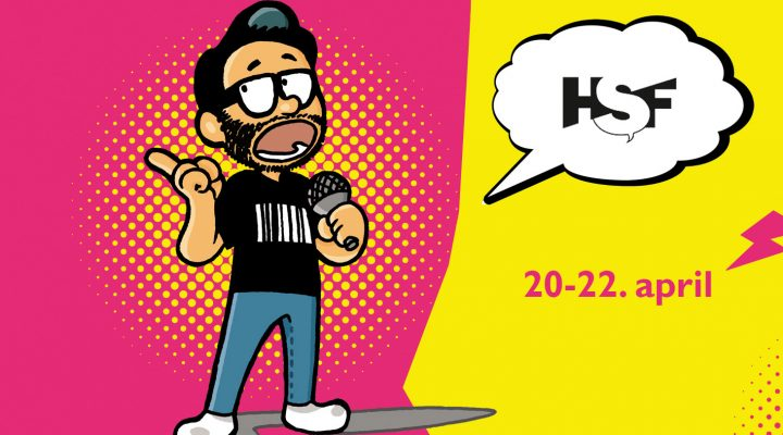 Stripovi i pozorište – Treće izdanje HSF vikenda