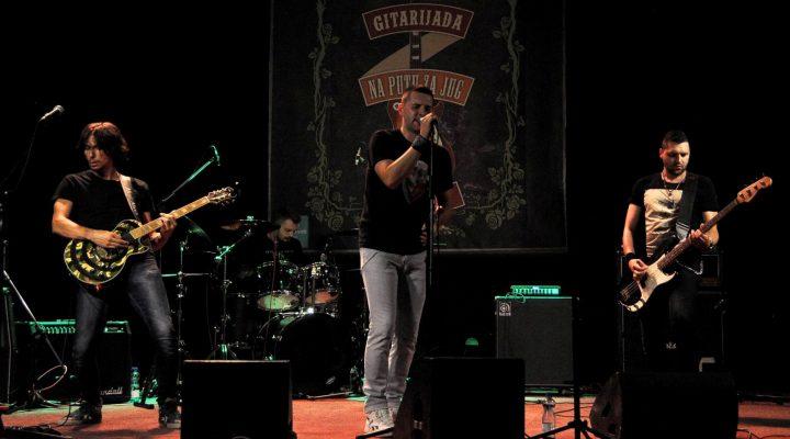 Hard rock HSF žurka: Stiže Mustang