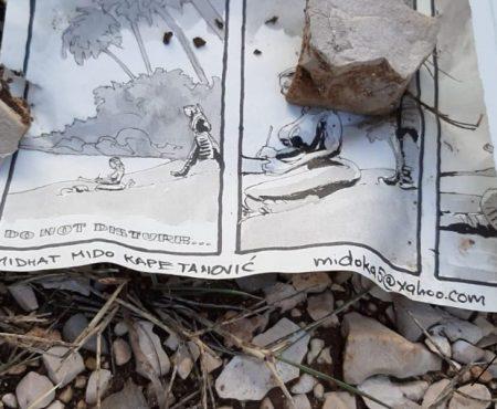 Stripovi u boci na putu po Jadranu
